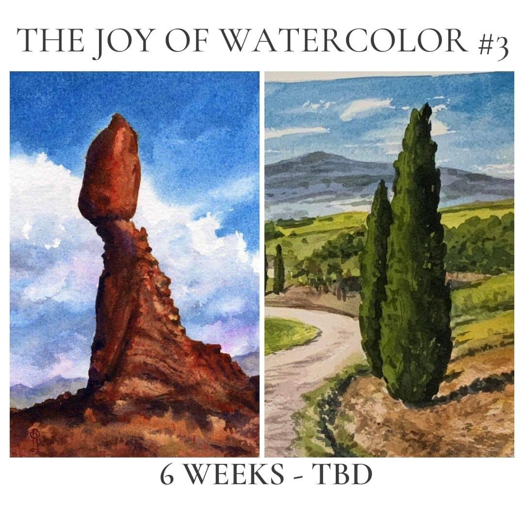 THE JOY OF WATERCOLOR #3 (1)